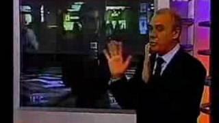 Marcelo Rezende se Desentende com Repórter