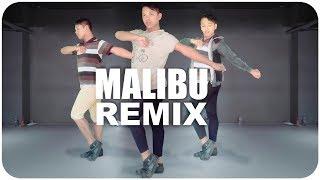 Malibu REMIX - Miley Cyrus (Alan Walker & Dillon Francis) / Dance Choreography by UQN Dance Studio