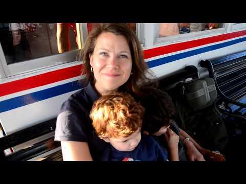 Che Guevara Ferry to Ometepe Nicaragua
