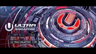 ULTRA SINGAPORE 2016 TEASER