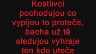 Kabát - kostlivci lyrics