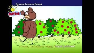 Brumm-brumm Brúnó