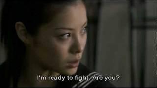 Yo-Yo Girl Cop (2006) (Aya Matsuura) Original HQ DVD trailer (Japanese audio, English subtitles)