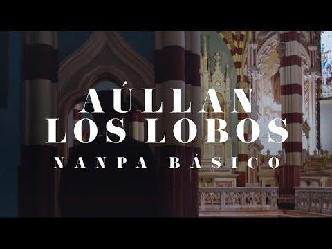 Aullan Los Lobos de Nanpa Basico Letra y Video
