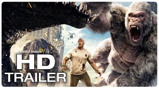 RAMPAGE All Movie Clips + Trailer (2018) width=
