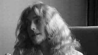 Led Zeppelin - Robert Plant Interview & Live Concert - Rare film - Iceland 1970