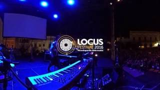 Jacob Collier @ Locus Festival 2016 - Highlights VR