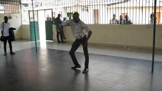 """""""Drena """"Kizaka a Viagem da Dança 2017.  Movimento Kizomba de Angola"""
