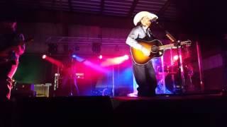 "Cody Johnson ""Wild As You"" at Las Palmas Race Park. Mission,Tx."