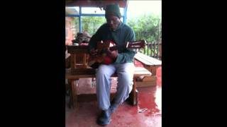 Vuyisile 'Gaba' Funda on Guitar -  live and unplugged