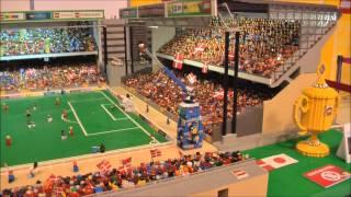 LEGO.BLOCK WORLD SAPPORO 2014 Soccer City Stadium(レゴブロックワールド2014)