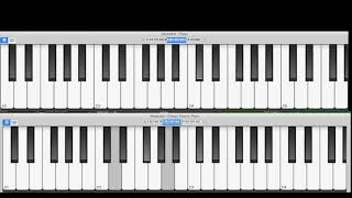 midsummer madness- 88Rising (Piano Tutorial) [Sheet Music in Description]