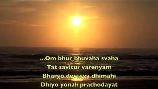 Gayatri Mantra Deva Premal (working ont this.....)