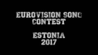 Eurovision 2017 Estonia | Lyrics