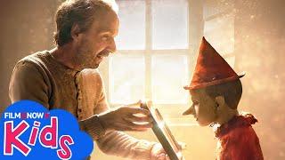 PINOCCHIO (2019) | Roberto Benigni è Geppetto nel nuovo Trailer ITA
