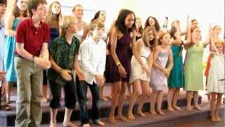 Hava Netze Bamachol ~  Israeli Folk Song and Dance