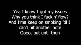 The Weeknd-Rolling Stone W/lyrics