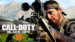 Call of Duty Black Ops 4 - Official Blackout Battle Royale Trailer