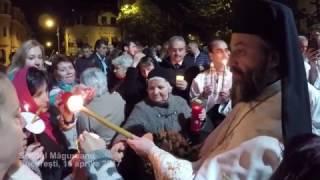 Schitul Măgureanu din București - Sfintele Paști 2017