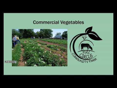 Working with Small Organic Farms Webinar