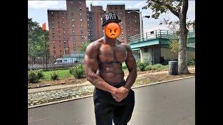 Street workout motivation