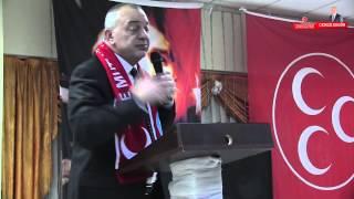 MHP Kırkağaç Aday Tanıtım Toplantısı