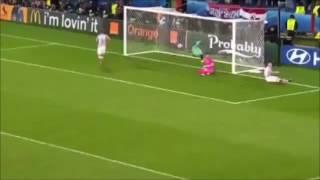 Croacia 0 x Portugal 1   EURO 2016 relato Antena 1