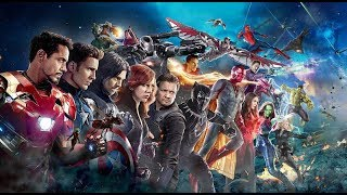 AVENGERS Tribute - Fight as ONE