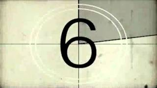 Old Film Countdown HD