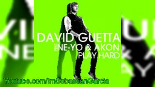 David Guetta Play Hard Instrumental