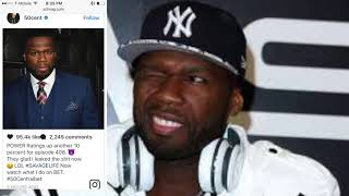 "50 Cent ""ADMITS He LEAKED POWER EPISODES"" They Should Be HAPPY I DID!!"