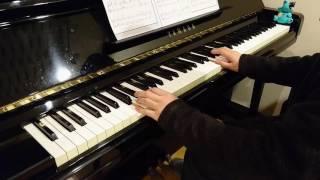 【Piano】ほのか / BIGBELL(テレビ番組『ちい散歩』テーマ曲)