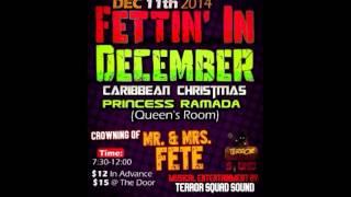 Terror Squad Sound live @ Fettin' In December (Belize)