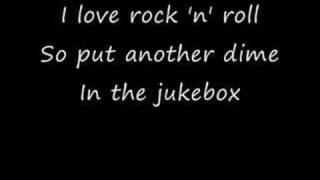 Britney Spears - I Love Rock 'N' Roll (With Lyrics)