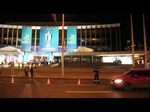 Ukraine Inspired by Upcoming EURO 2012 Football Championship