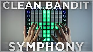 Clean Bandit - Symphony | Launchpad Cover/Remix