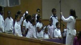 GSPMBC Childrens Choir - Inside Out