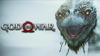 God of war 4 encontro com a serpente do mundo parte 1