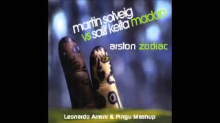 Arston vs. Martin Solveig vs. Salif Keita - Madan Zodiac (Leonardo Armini & Pingu Mashup)