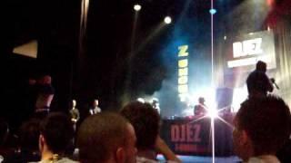 DJ EZ, B-Live & Viper @ Z Uncut, 1st Jan 2009