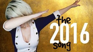 The 2016 Song- A Year in Review Hamilton Rewind Parody