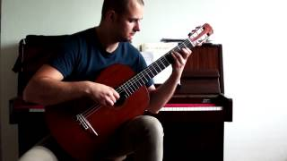 Sleepers Awake by J.S. Bach - Solo Classical Guitar Cover