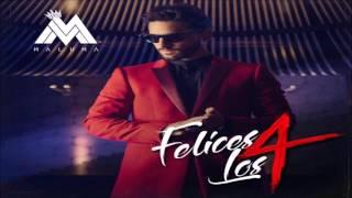 Felices Los 4 - Maluma (Cover Audio)