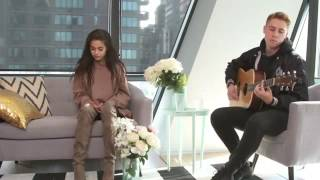 Maggie Lindemann – Knocking on Your Heart (@ Live in Harper's Bazaar)
