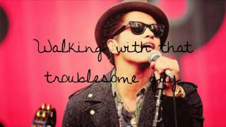 Bruno Mars - It Will Rain Lyrics