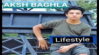 AKSH BAGHLA full biography,net worth, income, family, house , cars|Aksh baghla bio|