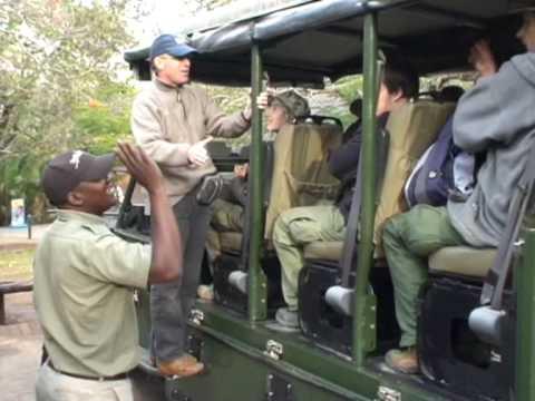 """Safari"" w Parku Krugera"