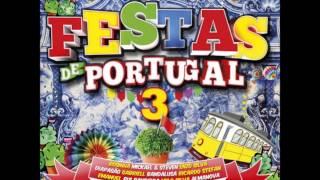 """Festas de Portugal 3, Colectânia Vidisco. Ricardo Stefan com o Tema """"Ainda é Cedo Pra Casar"""""""