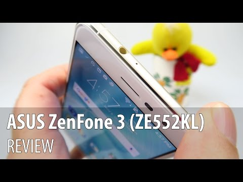 ASUS ZenFone 3 (ZE552KL) Review în Limba Română
