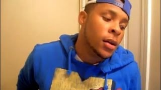 Chris Brown (@ChrisBrown)- Dont Judge me (@Datboybroadway Cover)